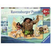 Ravensburger 91560 Disney Vaiana 2x24 dílků