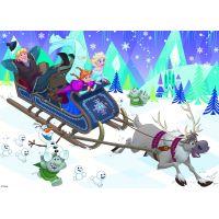Ravensburger 96350 Disney Ledové království: Přátelství na vždy 60 dílků 2