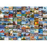 Ravensburger 99 Beautiful Places USA/Canada 1000 dielov 2