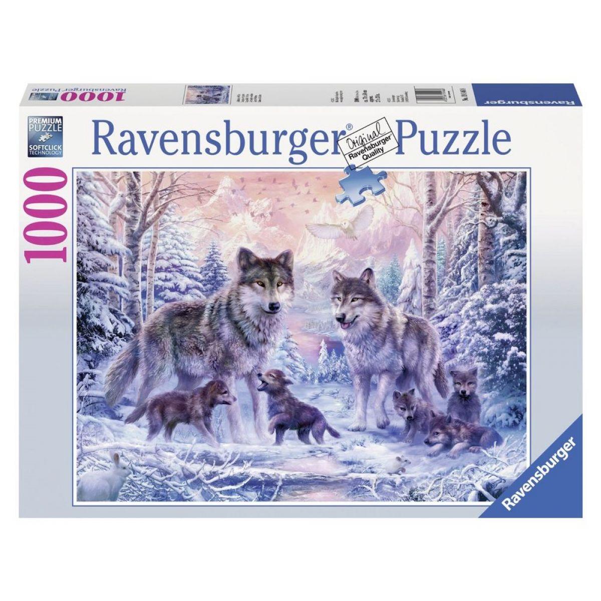Ravensburger Vlci 1000 dílků