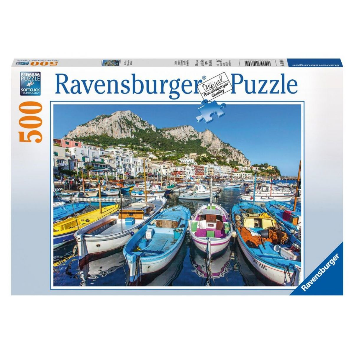 Ravensburger Colorful Marina 500 dielov