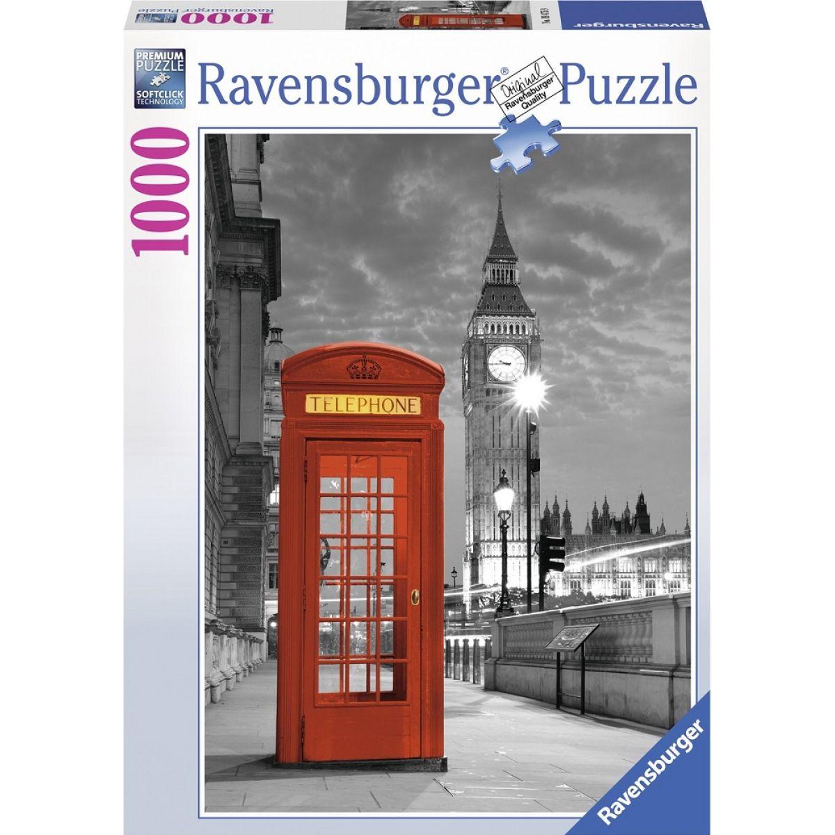 Ravensburger Londýn Big Ben 1000 dielov