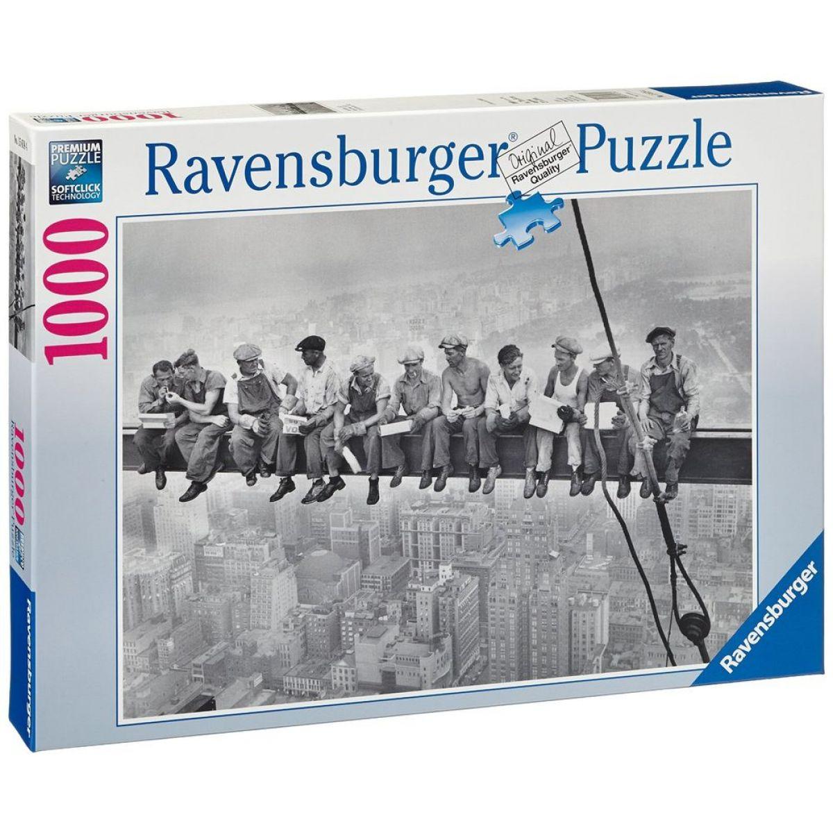 Ravensburger Čas oběda rok 1932 1000 dílků
