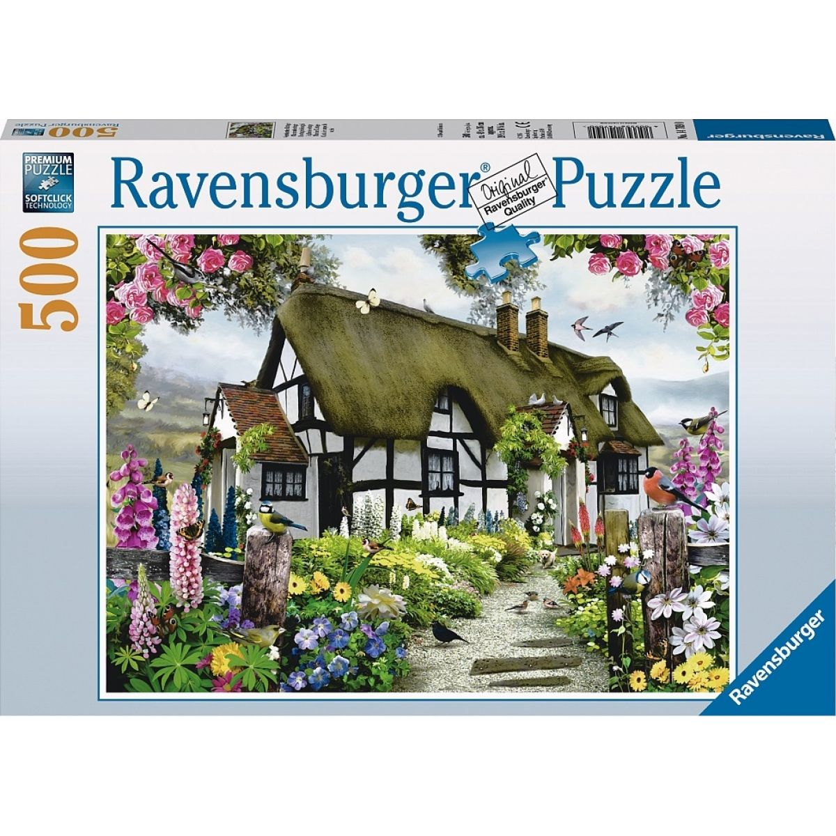 Ravensburger Fairy Cottage 500 dielov