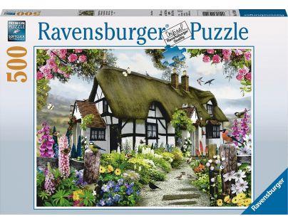 Ravensburger Fairy Cottage 500 dielov