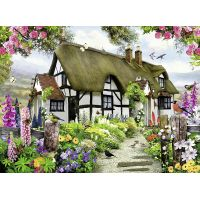 Ravensburger Fairy Cottage 500 dielov 2