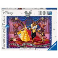 Ravensburger Disney 197460 Kráska a zvíře 1000 dílků