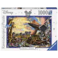 Ravensburger Disney: The lion king 1000 dielov