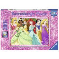 Ravensburger Disney Princezné 200 dielov