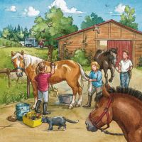 Ravensburger 3x49 Deň s koňmi 2