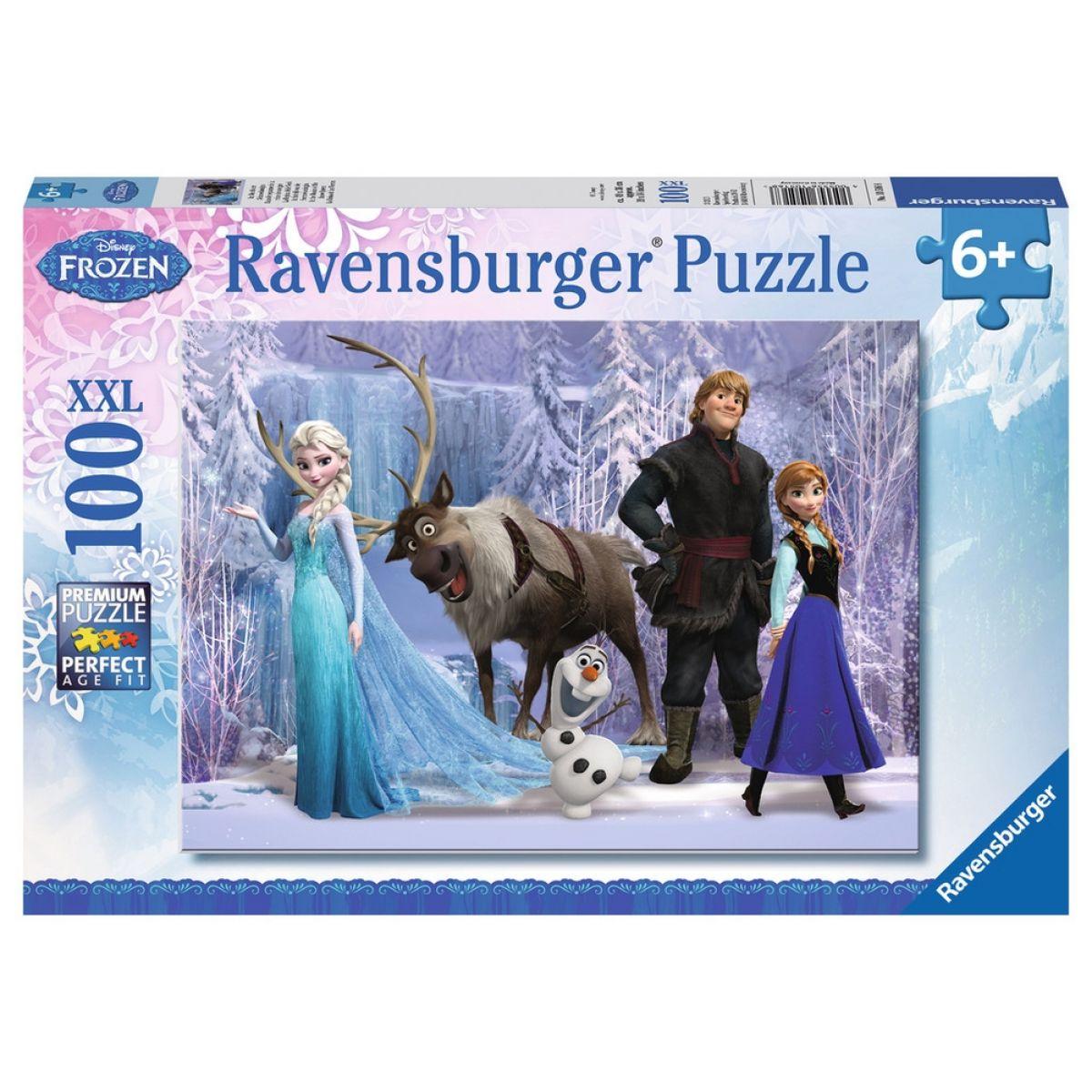 Ravensburger Ľadové kráľovstvo 100 dielikov XXL