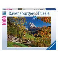 Ravensburger Puzzle Matterhorn Bergmotiv 1000 dílků