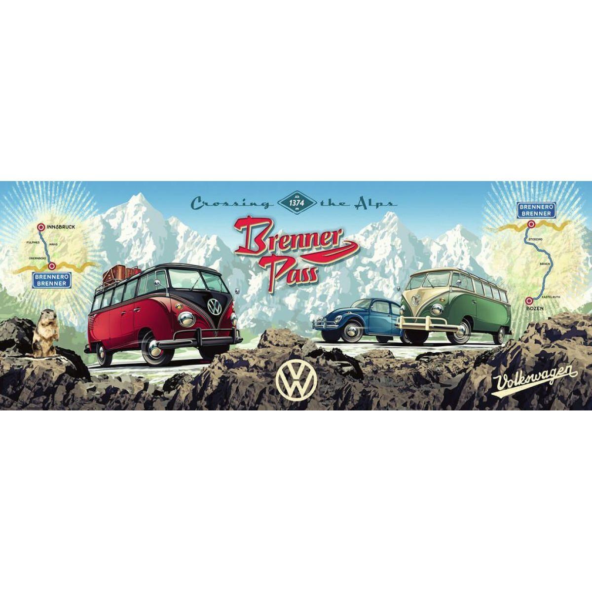 Ravensburger Puzzle Panorama VW 1000 dielov