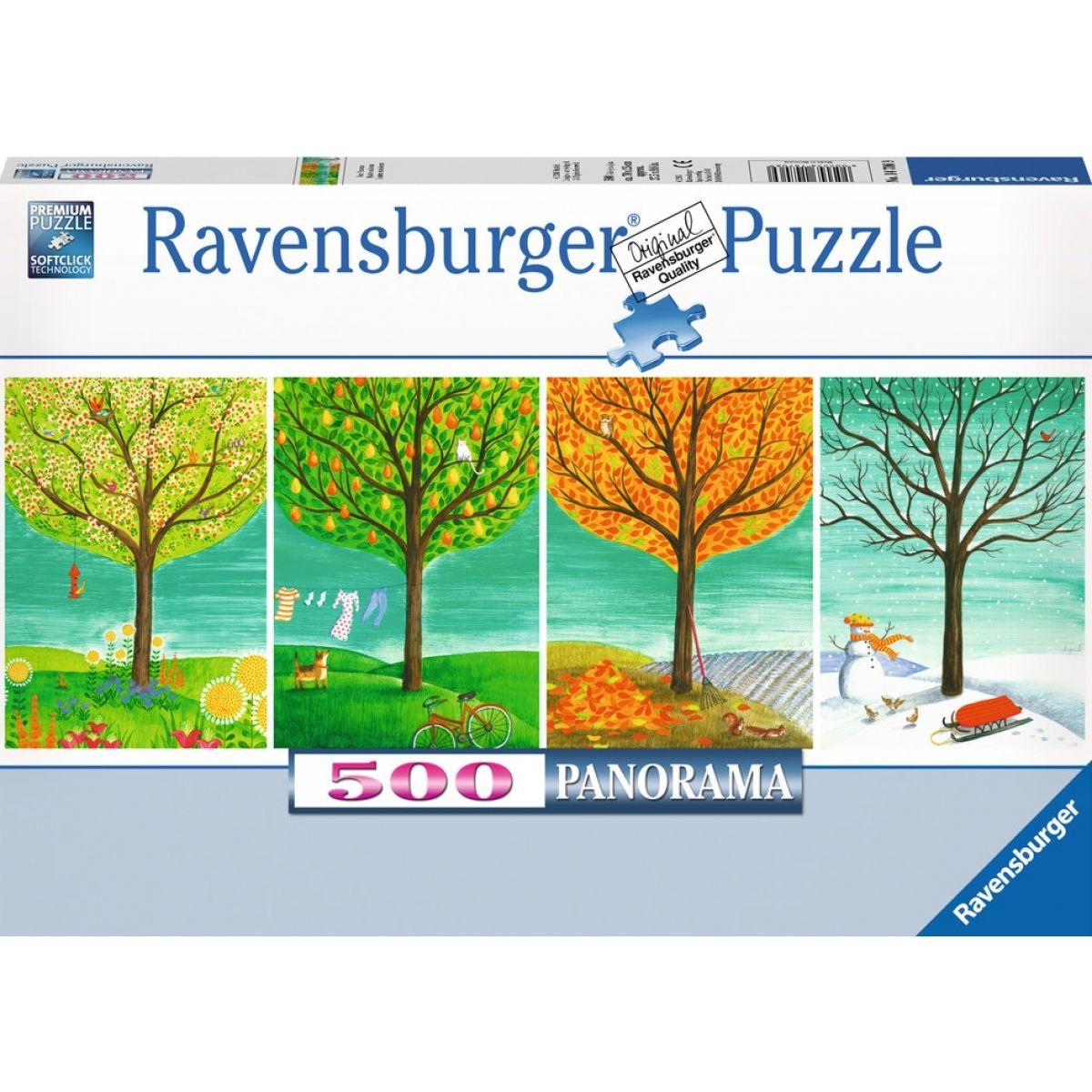 Ravensburger Four Seasons 500 dielov