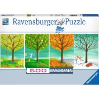Ravensburger Four Seasons 500 dielov