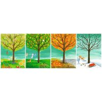 Ravensburger Four Seasons 500 dielov 2