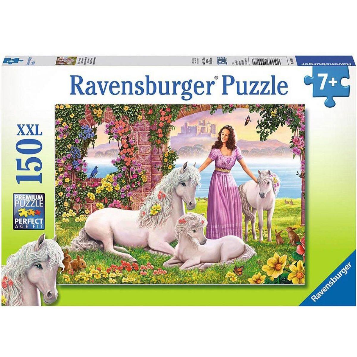 Ravensburger Premium 100088 Překrásná princezna 150 XXL dílků