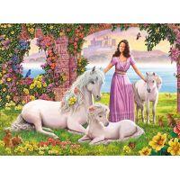 Ravensburger Premium 100088 Překrásná princezna 150 XXL dílků 2