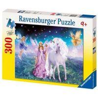 Ravensburger Puzzle Premium 130450 Kúzelný jednorožec 300XXL dielikov