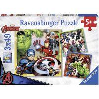 Ravensburger Disney Marvel Avengers 3x49 dielov