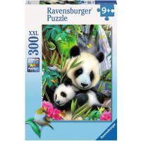 Ravensburger Puzzle Premium Milá panda 300XXL dílků