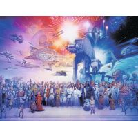 Ravensburger Puzzle Star Wars Universe 2000 dielikov