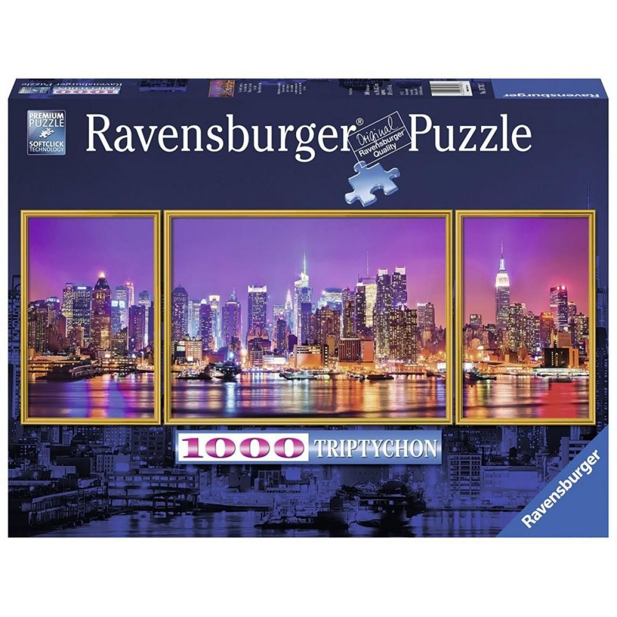Ravensburger New York 1000 dielov