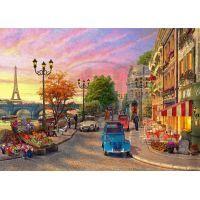 RAVENSBURGER 500 dílků Dominic Davison: Večer v Paříži 2