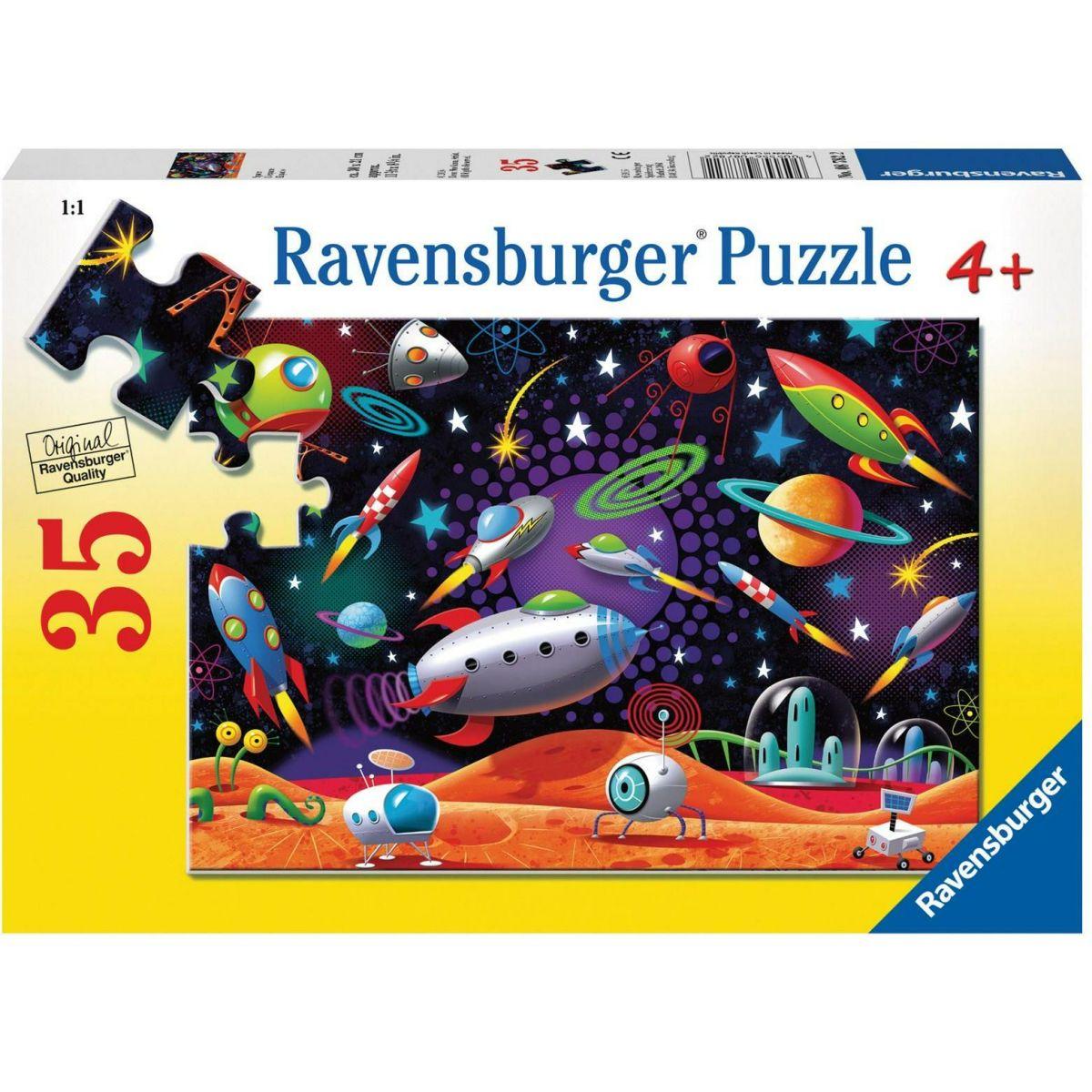 Ravensburger Vesmírný prostor 35 dílků