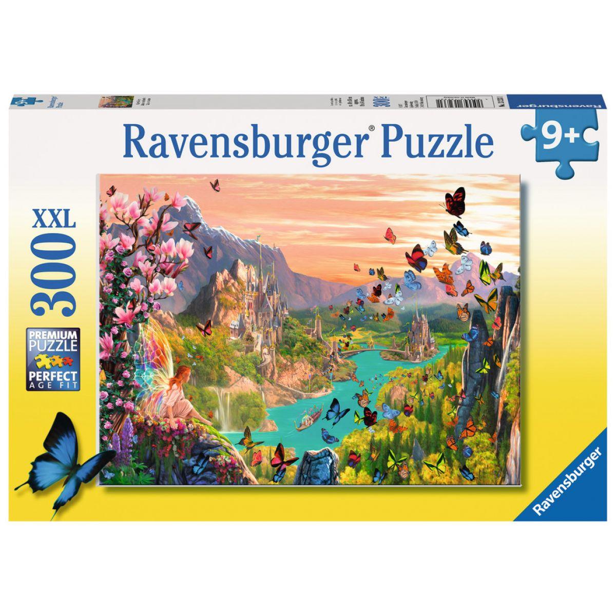 Ravensburger XXL Vílí údolí 300 dílků