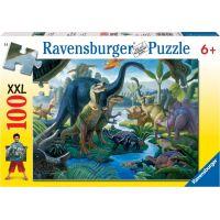 Ravensburger XXL Zem obrov 100 dielikov