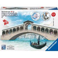 Ravensburger Rialto most Benátky 216 dílků