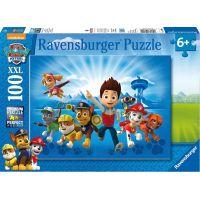 Ravensburger Tlapková patrola puzzle 100 XXL dielikov