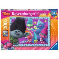 Ravensburger Trollové XXL Princezna Poppy a její přátelé 200 dílků