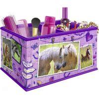 Ravensburger Úložný box Kůň 216 dielikov 2