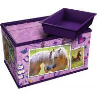 Ravensburger Úložný box Kůň 216 dielikov 3