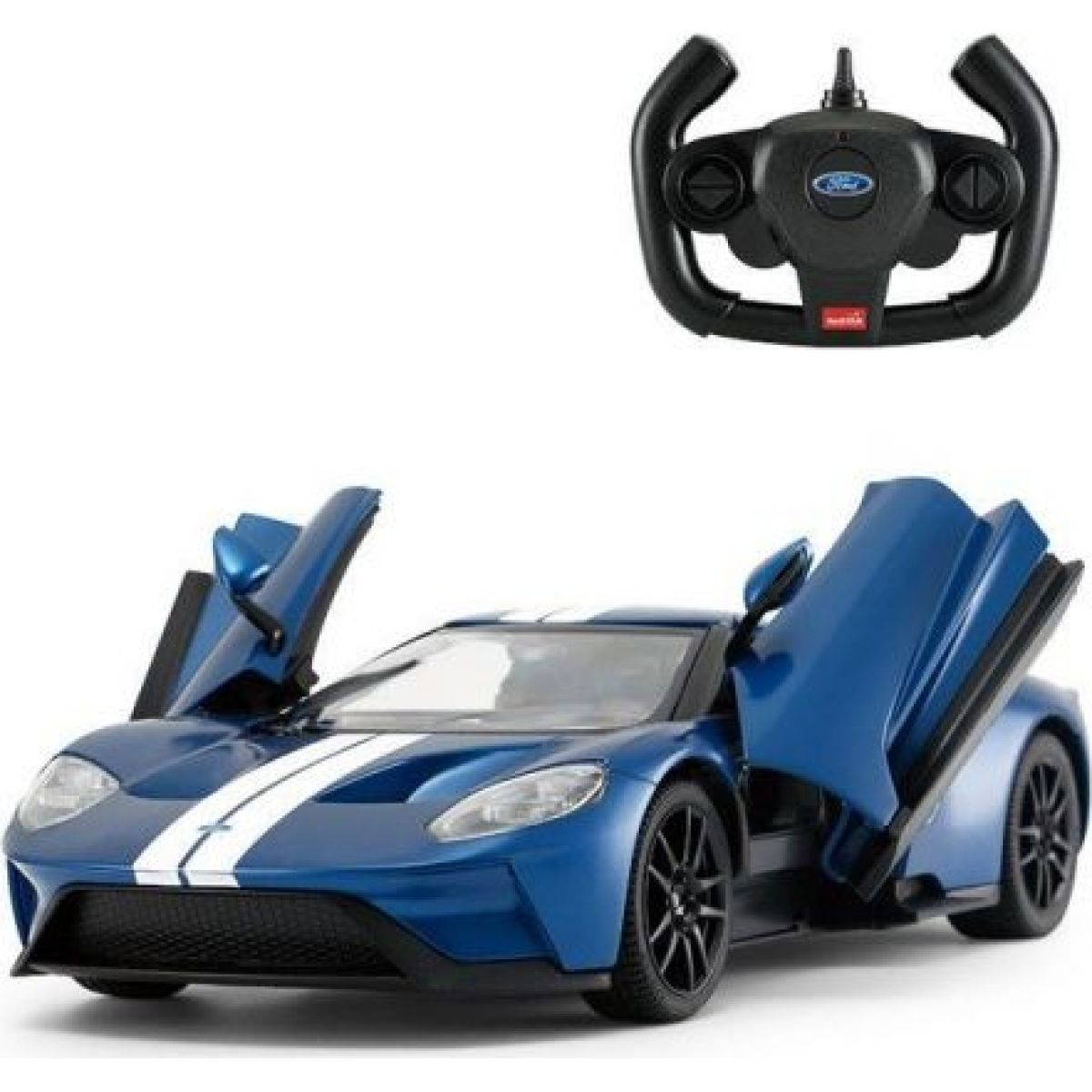 RC auto Ford GT (1:14) blue
