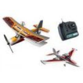 RC letadla - zalétejte si s letadly na dálkové ovládání