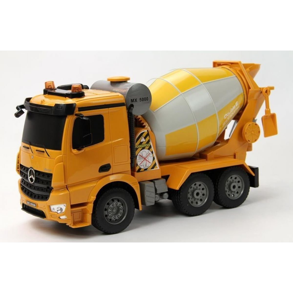 Made RC Mercedes-Benz Arocs Cement Mixer 1:20