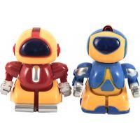 RC Mini roboti bojovníci 2ks