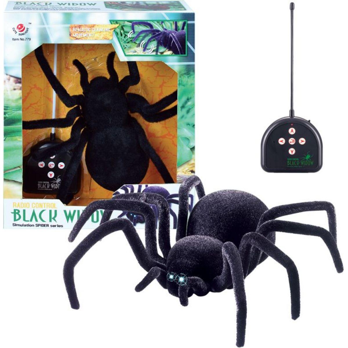 RC pavúk Čierna vdova - 4kanálový
