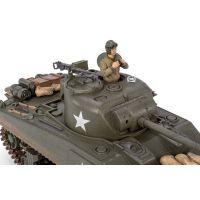 RC Tank Waltersons U.S Sherman M4A3 1:24 - Poškozený obal  2