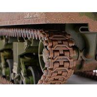 RC Tank Waltersons U.S Sherman M4A3 1:24 - Poškozený obal  5