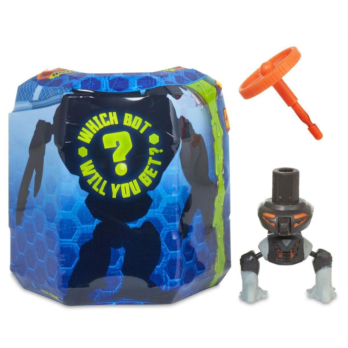 MGA Ready2robot Bot Blasters čiernošedý