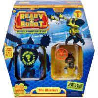 MGA Ready2robot Bot Blasters čiernošedý 2