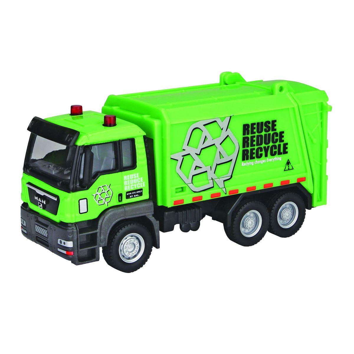 Realtoy Úžitkové vozidlá 11 cm smetiar