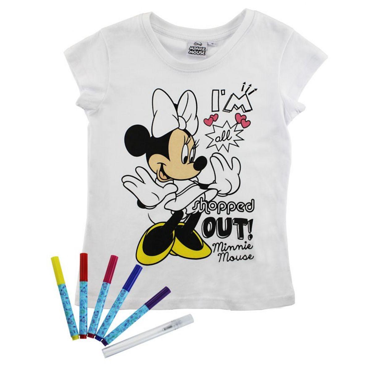 Tričko ReDraw Minnie - vel. 98