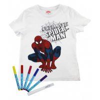 Tričko ReDraw Spider-man - vel. 104