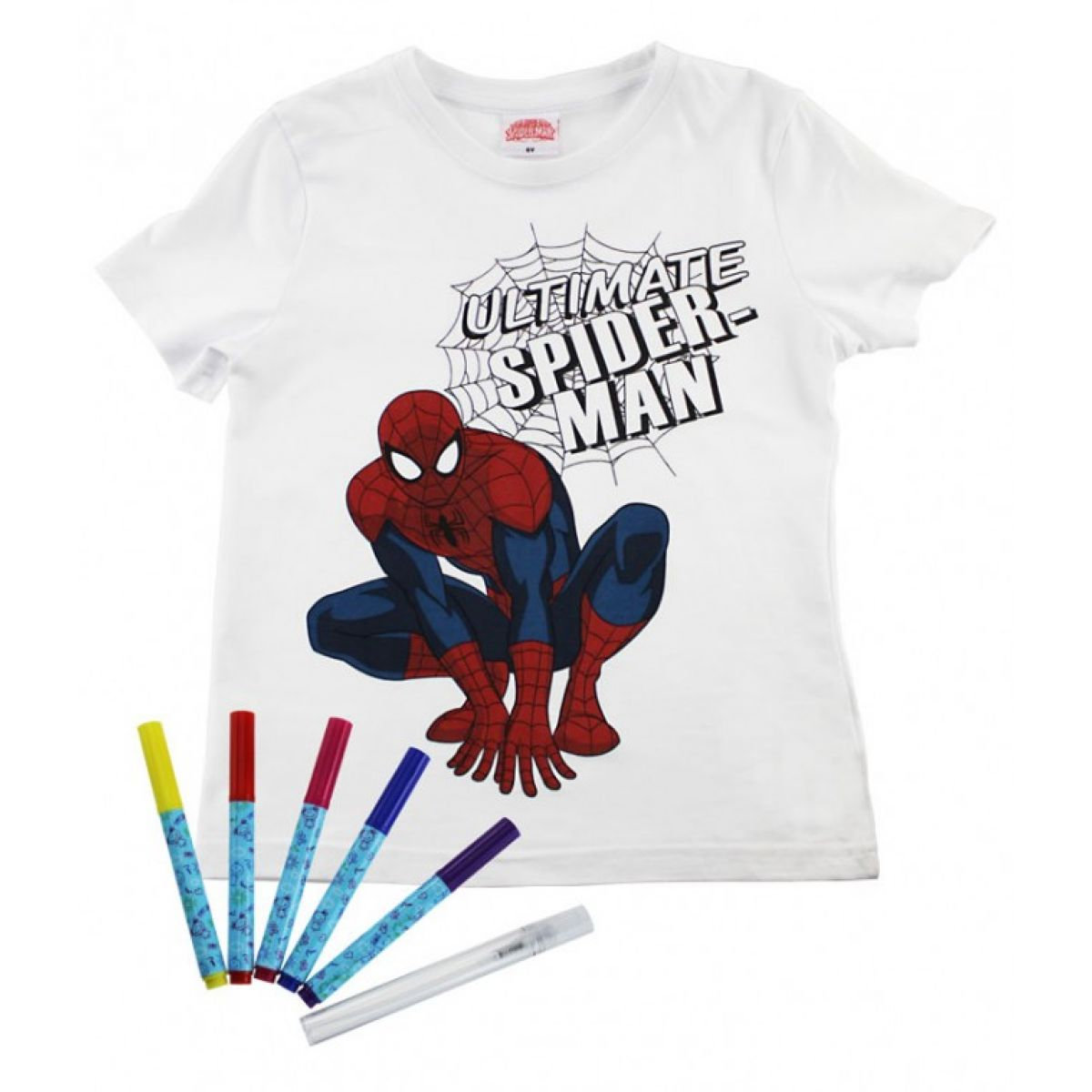 Tričko ReDraw Spider-man - vel. 110