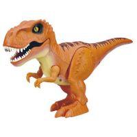 Robo Alive dinosaurus oranžový 2